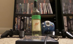 yellowtail wine video games
