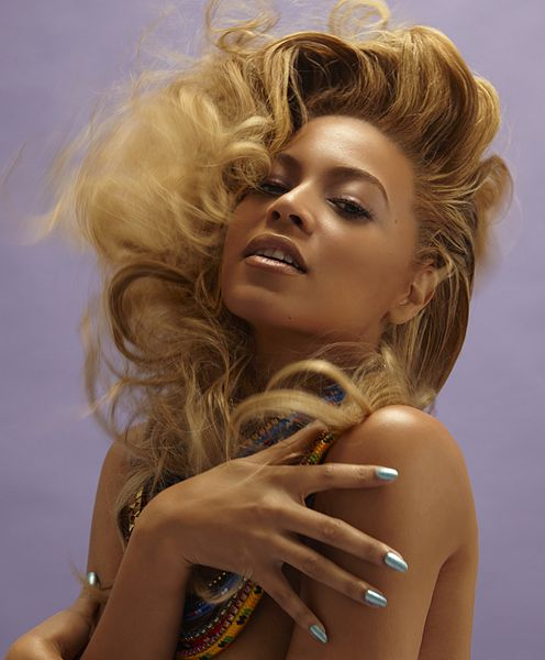 beyonce blonde becky with the good hair