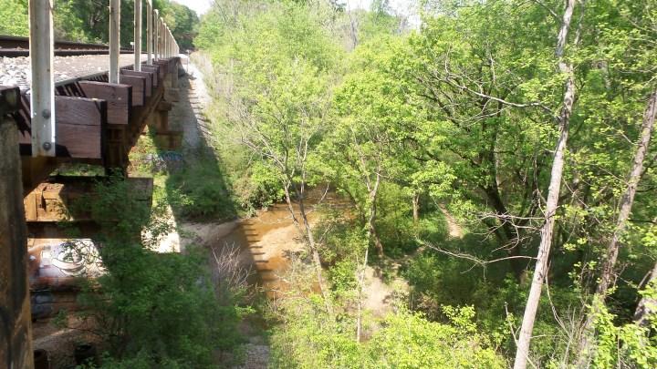 7 Train Tracks Mason Mill ATL GA