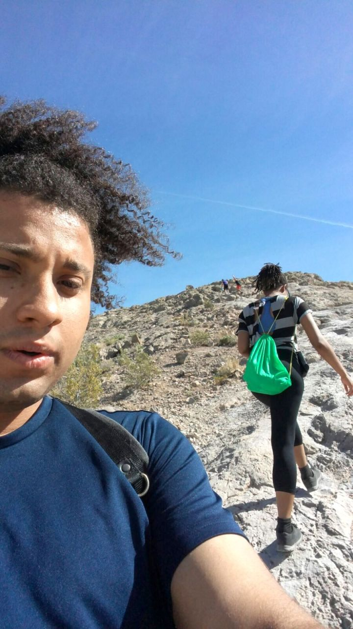 10 Lone Mountain Hiking Alexis Chateau Trickster
