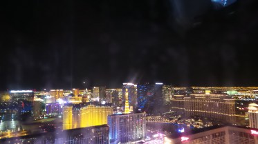 High Roller Las Vegas View 2