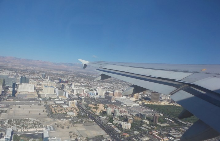 Las Vegas Flight 5