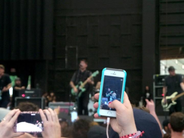 Chasing Silver Bullets at Vans Warped Tour 2017