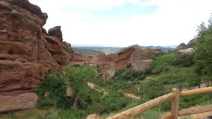 17 Red Rocks Colorado