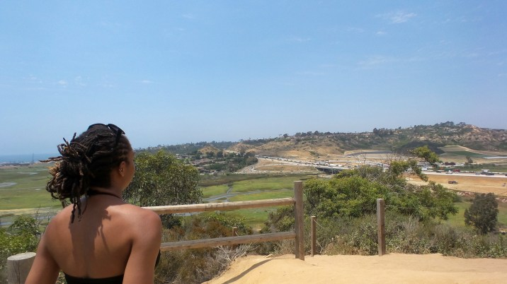 26 Alexis Chateau on Top of Annies Canyon
