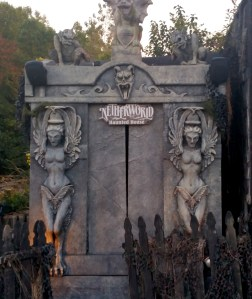11 Netherworld Haunted House