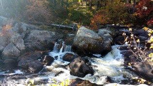 19 Wildcat Falls in the Autumn