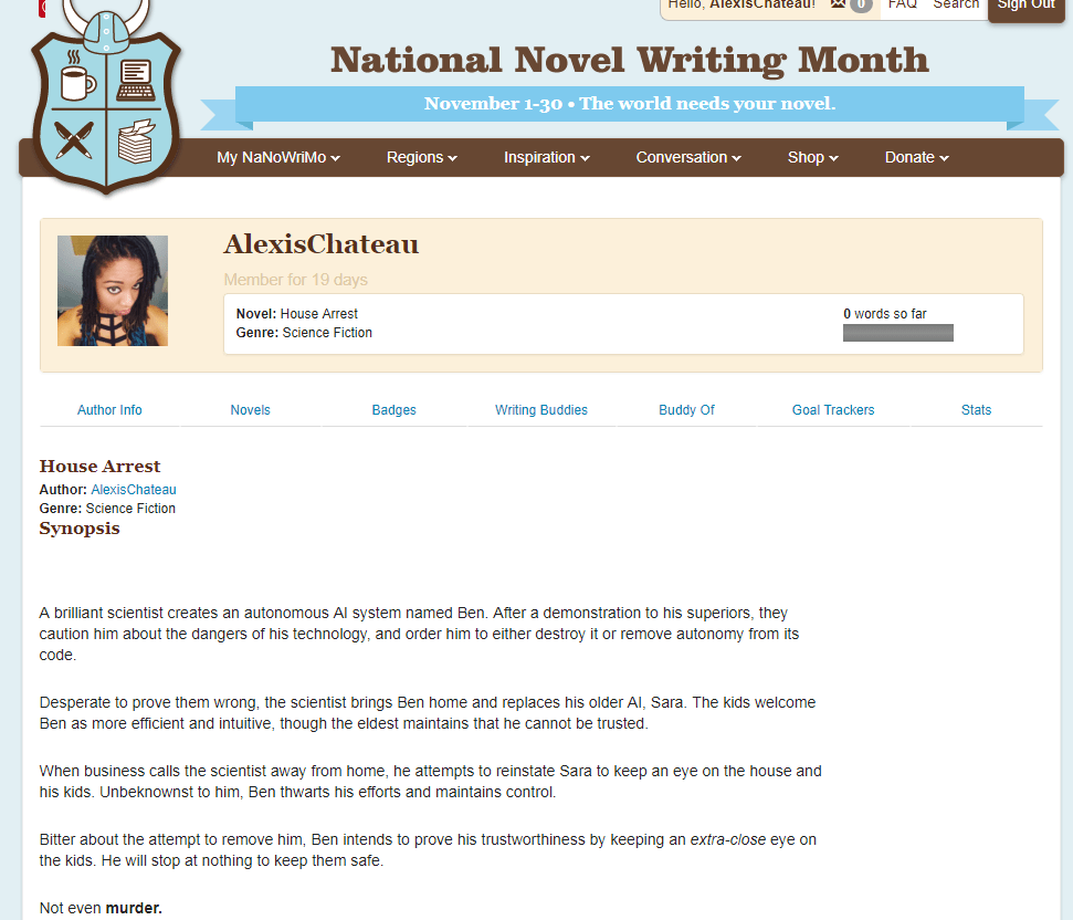 Alexis Chateau NaNoWriMo Novel 2017.png