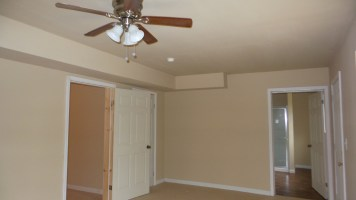 Unfurnished Room from the South End