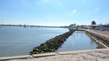 10 Castillo de San Marcos Beach