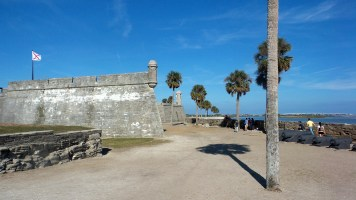 11 Castillo de San Marcos Oldest Fort in America