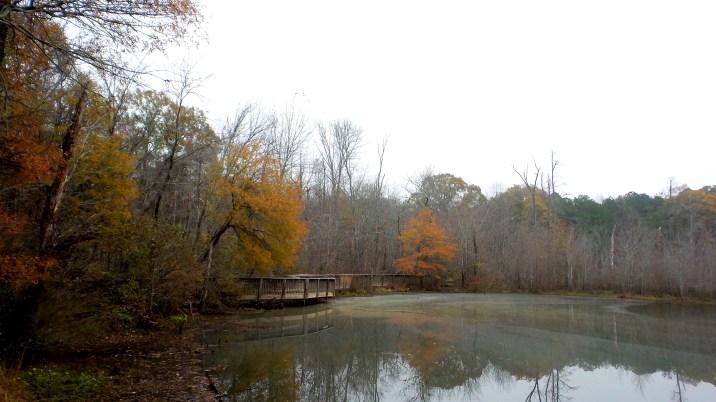 11 Constitution Lakes in November