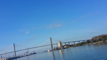 7 Savannah Georgia Bridge
