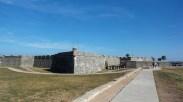 8 Castillo de San Marcos Florida Tourist Attractions Barrier Islands