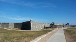 8 Castillo de San Marcos Florida Tourist Attractions Barrier Islands