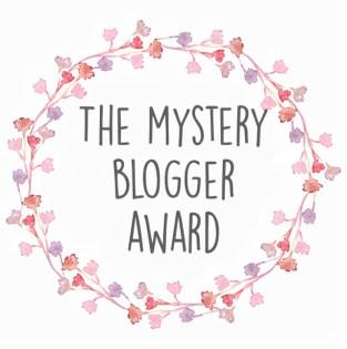 The Mystery Blogger Award