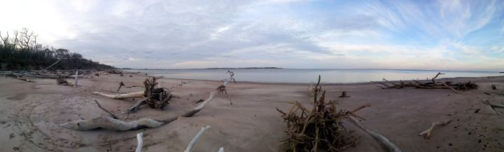 57 Blackrock Beach Sunset Panorama Shot by Winston Murray.jpg