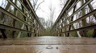 18 East Palisades Bridge Across River