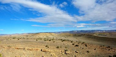 10 Thompson Viewing Area Utah Desert