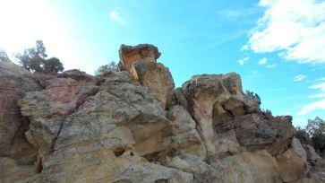 19 Thompson Viewing Area Utah Rocks