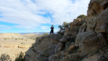 21 Tristan O'Bryan Thompson Viewing Area Utah