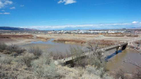7 Eagle Rim Park Bridge Over Colorado River