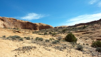 15 Corona Arches Hiking Trail Utah