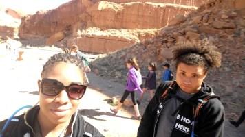 3.5 Alexis Chateau Tristan O'Bryan Corona Arches Hiking Trail Utah