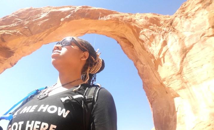 33 Alexis Chateau Corona Arches Hiking Trail Utah