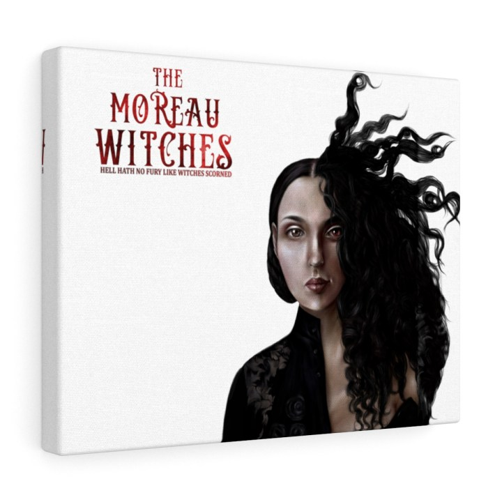 The Moreau Witches, a Novel: Beta Review Process Completed