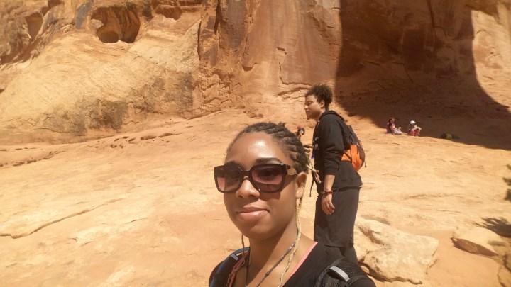 35 Alexis Chateau Tristan O'Bryan Corona Arches Hiking Trail Utah.jpg