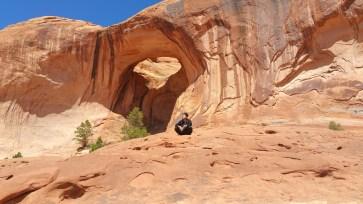 36 Tristan O'Bryan Corona Arches Hiking Trail Utah