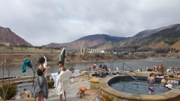 6 Iron Mountain Hot Springs Colorado River
