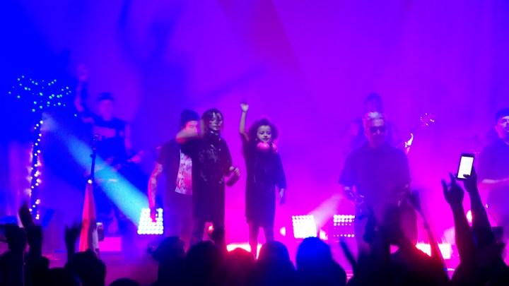 11 Hollywood Undead Masquerade Atlanta Georgia Kids on Stage