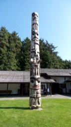 01 Sitka National Historical Park Totem Poles