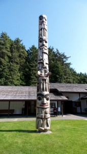 01 Sitka National Historical Park Totem Poles