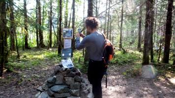 07 West Glacier Trail Mendenhall Glacier Tristan Obryan