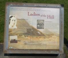 09 Ladies of the Hill Baranof Castle Hill Sitka Alaska