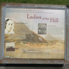 09 Ladies of the Hill Baranof Castle Hill Sitka Alaska