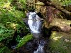 26 West Glacier Trail Juneau Alaska Waterfall