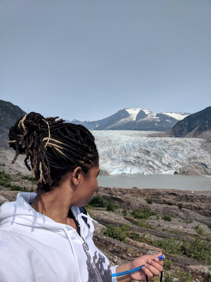 Hiking in Alaska: The West Glacier Trail to Mendenhall Glacier in Juneau