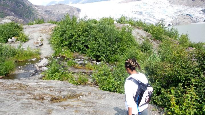47 Mendenhall Glacier Juneau Alaska Alexis Chateau Jamaican Traveller.jpg