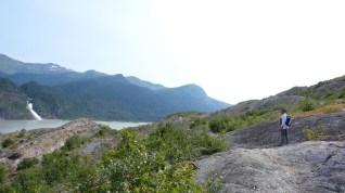 49 West Glacier Trail Nugget Falls Alexis Chateau Hiking Alaska