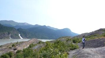 50 West Glacier Trail Nugget Falls Alexis Chateau Hiking Alaska