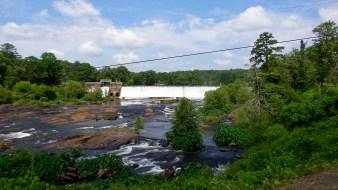 06 High Falls State Park Dam