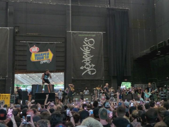Saying Goodbye: The Last Ever Vans Warped Tour (Atlanta, GA—2018)