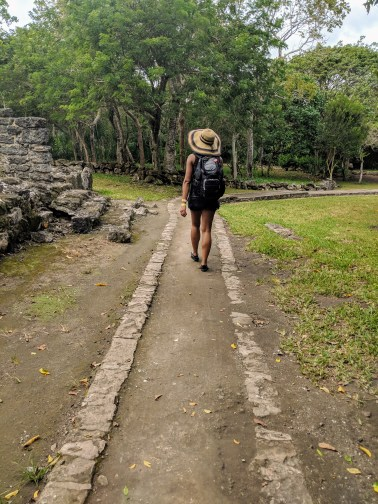 Alexis Chateau Mayan Ruins Mexico 4