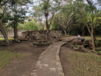 Alexis Chateau Mayan Ruins Mexico 5