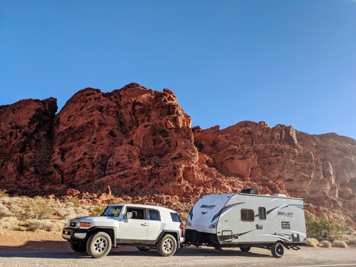 Solo RVing | Nevada Is So Much More Beautiful Than I Knew