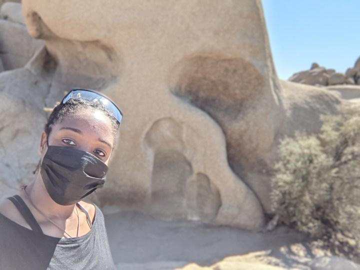 Travel Vlog   Skull Rock & Hall of Horrors at Joshua Tree National Park
